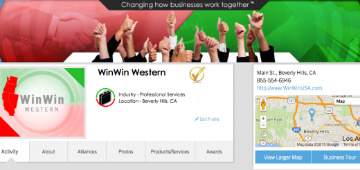 Business Listing on WinWin